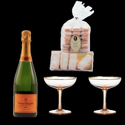 Veuve Clicquot Champagne Box