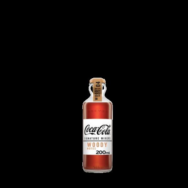 Coca Cola Signature Mixer Woody 4x 200ml | Aperoshop