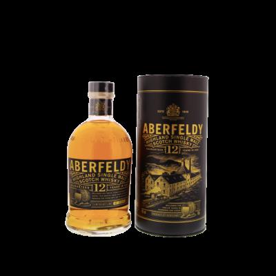 Aberfeldy 12 Jaar Oude Whisky 700ml