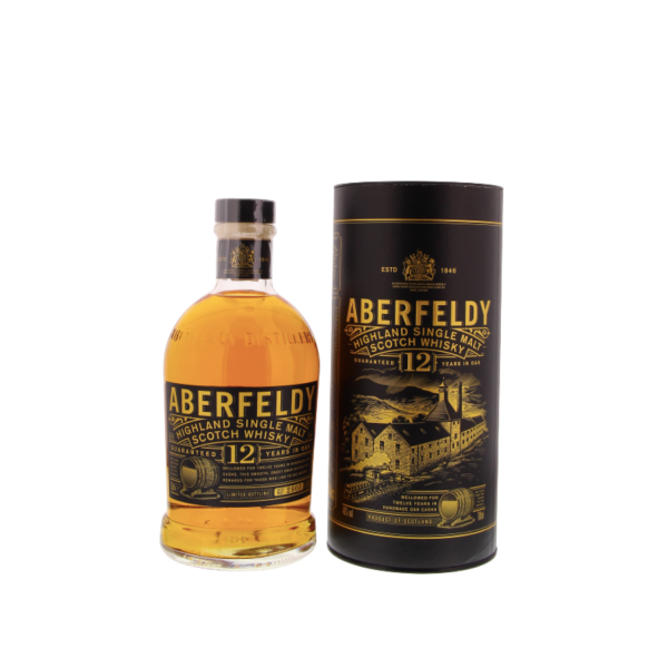 Aberfeldy 12 Jaar Oude Whisky 700ml   Aperoshop