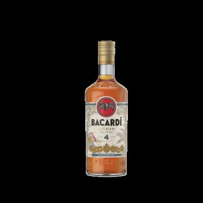 Bacardi 4 Anejo cuatro 700ml