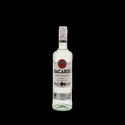 Bacardi Carta Blanca White Rum 700ml