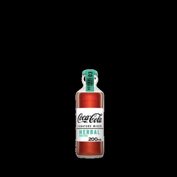 Coca Cola Signature Mixer Herbal Notes 4x200ml | Aperoshop