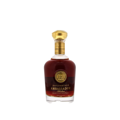 Diplomatico Ambassador Rum 14years Leather gift pack