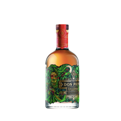 Don Papa Masskara Rum 700ml