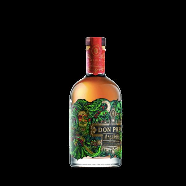 Don Papa Masskara Rum 700ml
