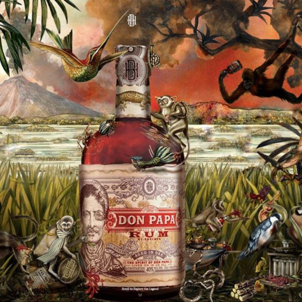 Don Papa Rum 700ml