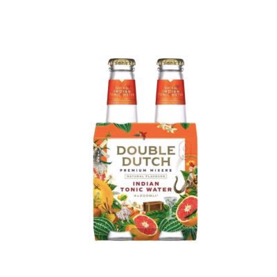 Double Dutch Indian Tonic 4 pack