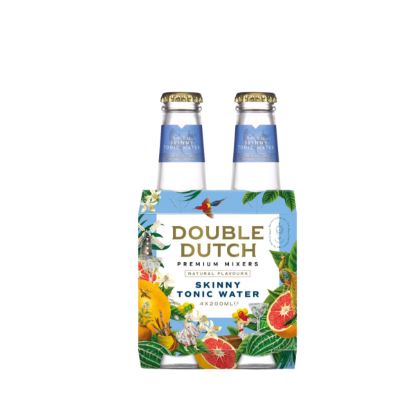 Double Dutch Skinny Tonic 4 pack