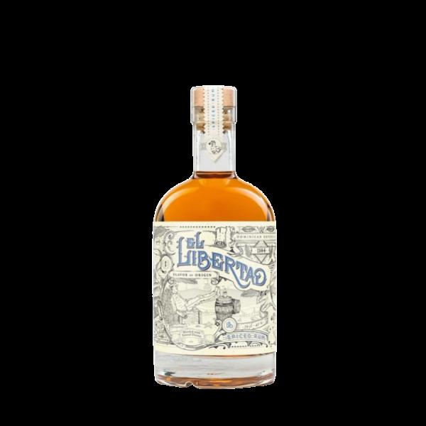 El Libertad Spiced Rum 700ml | Aperoshop