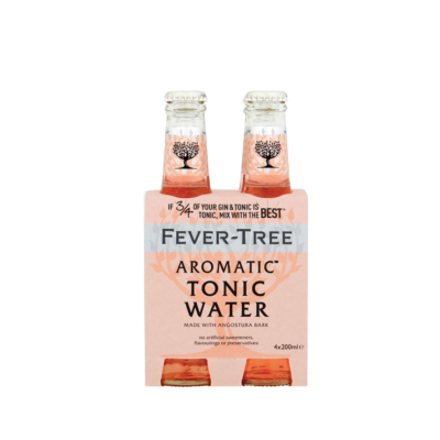 Fever Tree Aromatic Tonic 4pack