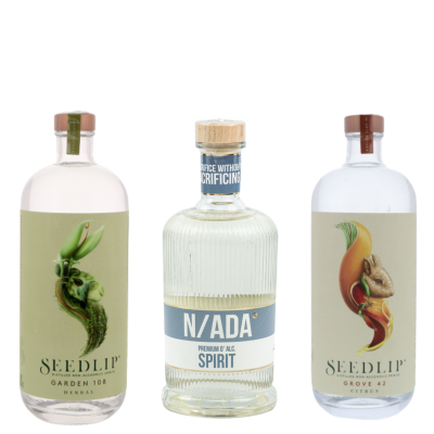 No Alcohol Gin Actie Pack