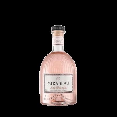 Mirabeau Pink Dry Gin 500ml