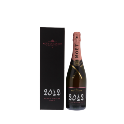 Moët & Chandon Grand Vintage Rosé 2012 750ml