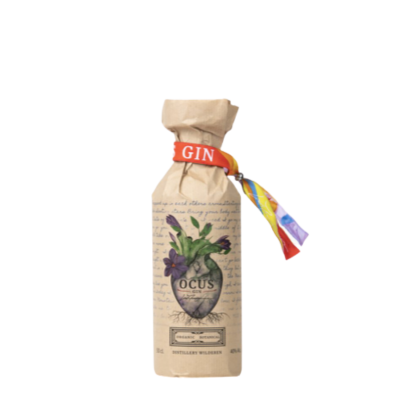 Ocus Organic Gin 500ml by Lost Frequencies