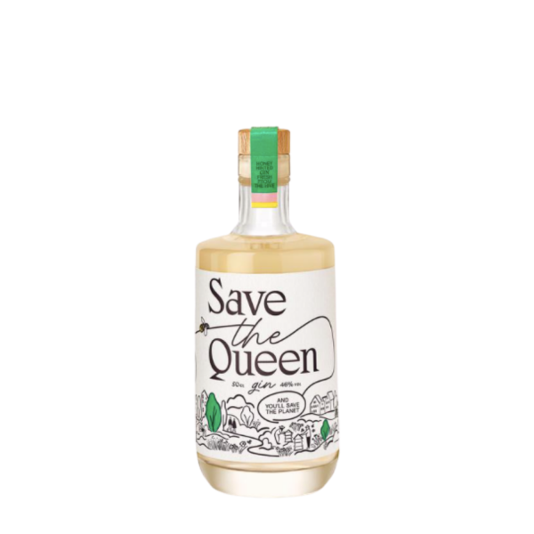 Save The Queen Gin 500ml 40%