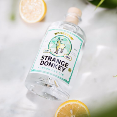 Strange Donkey Gin 500ml 40%