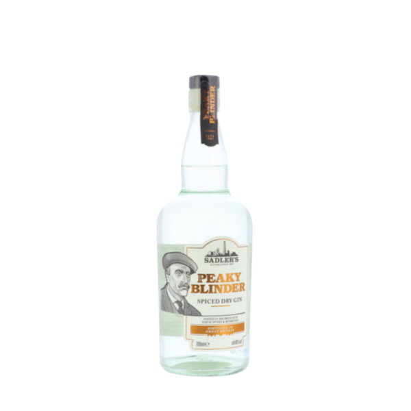 Peaky Blinder Spiced Dry Gin 700ml