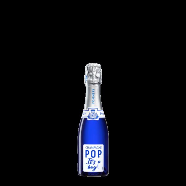 Pommery It's A Boy 200ml | Aperoshop