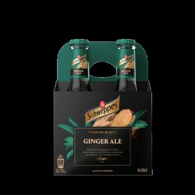 Schweppes Ginger Ale 4 pack