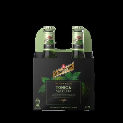 Schweppes Matcha 4 Pack