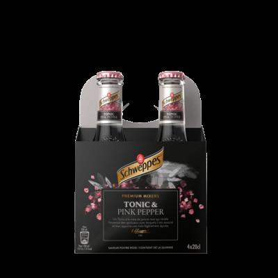 Schweppes Pink Pepper 4 pack