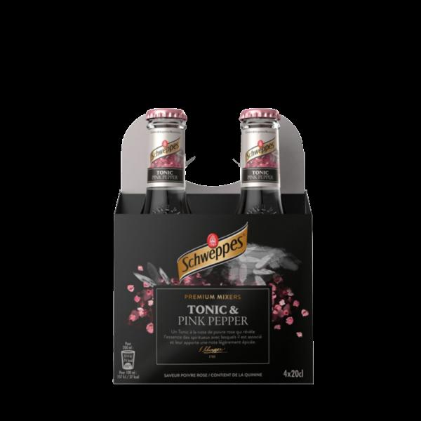 Schweppes Pink Pepper 4 pack | Aperoshop