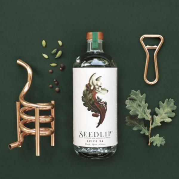 Seedlip Spice 94 non alcohol 0% | Aperoshop