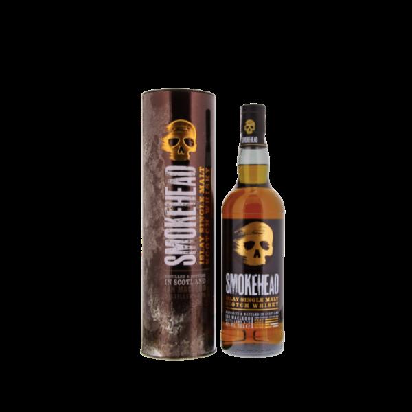 Smokehead Islay Single Malt Scotch Whisky 700ml | Aperoshop