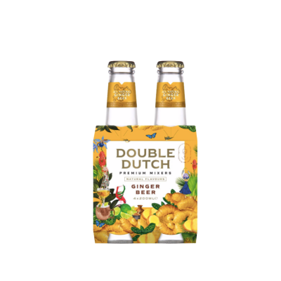 Double Dutch Ginger Beer 4 pack