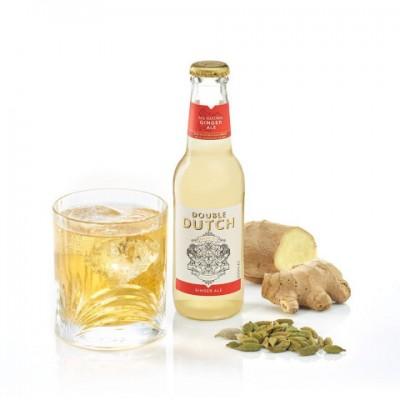 Double Dutch Ginger Ale 4 x 200ml