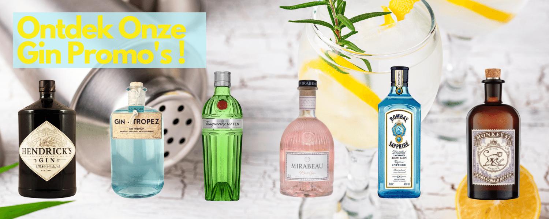 Ontdek Onze Gin Promo's!