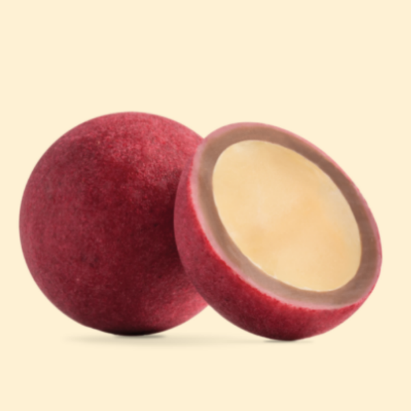 Maison Macolat Ruby Chocolat Macadamia 100g | Aperoshop