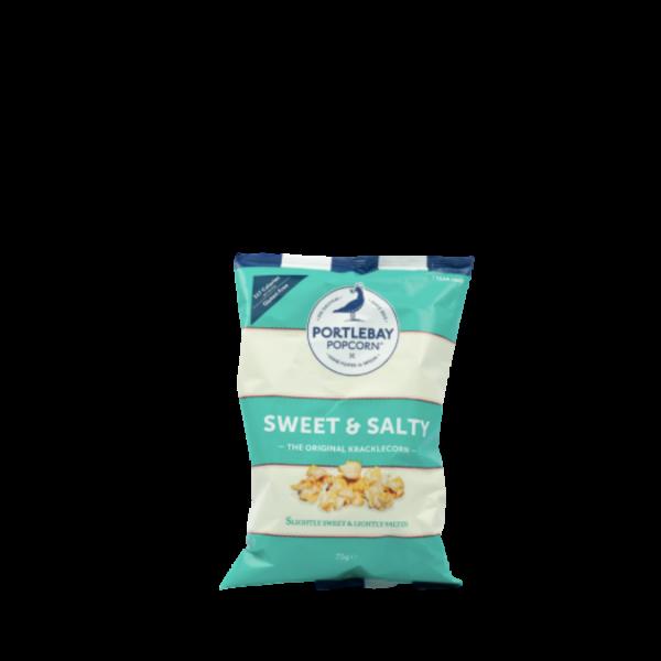 Portlebay Sweet And Salt Popcorn 75g