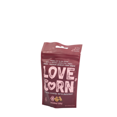 Love Corn BBQ Nuts 45g