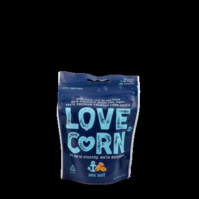 Love Corn Zeezout 45g